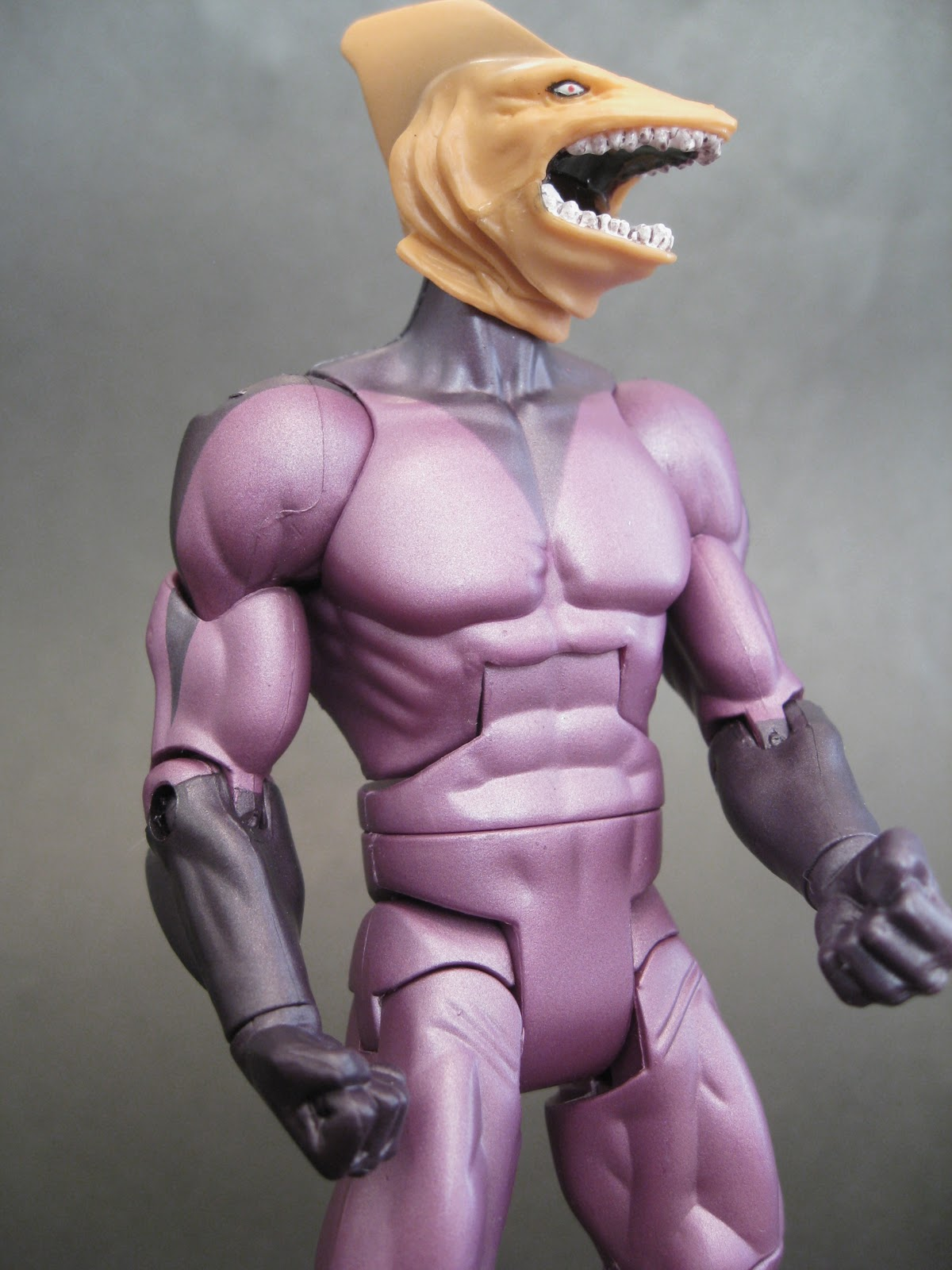 action toy review dc universe classics shark wednesday 20 2011
