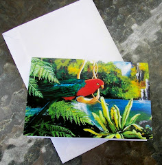 Art Cards and envelopes