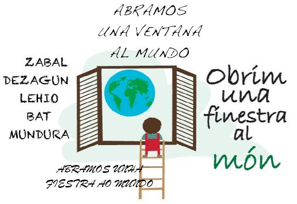 Obrim una finestra al món