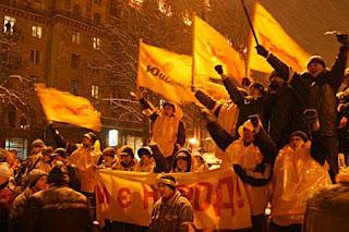 Revolução na Ucrânia, Revolução Laranja
