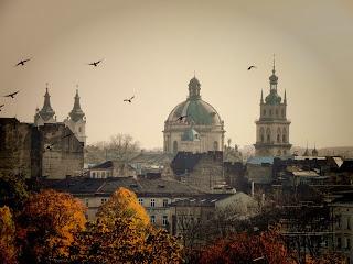 Ucrânia, as melhores cidades, turísmo