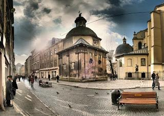 Ucrânia Ocidental, Lviv
