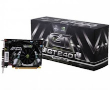 XFXFORCE GEFORCE GT 240 DDR5 1GB 128 BIT