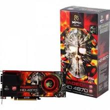 XFXRADEON HD 4870 1GB DDR5