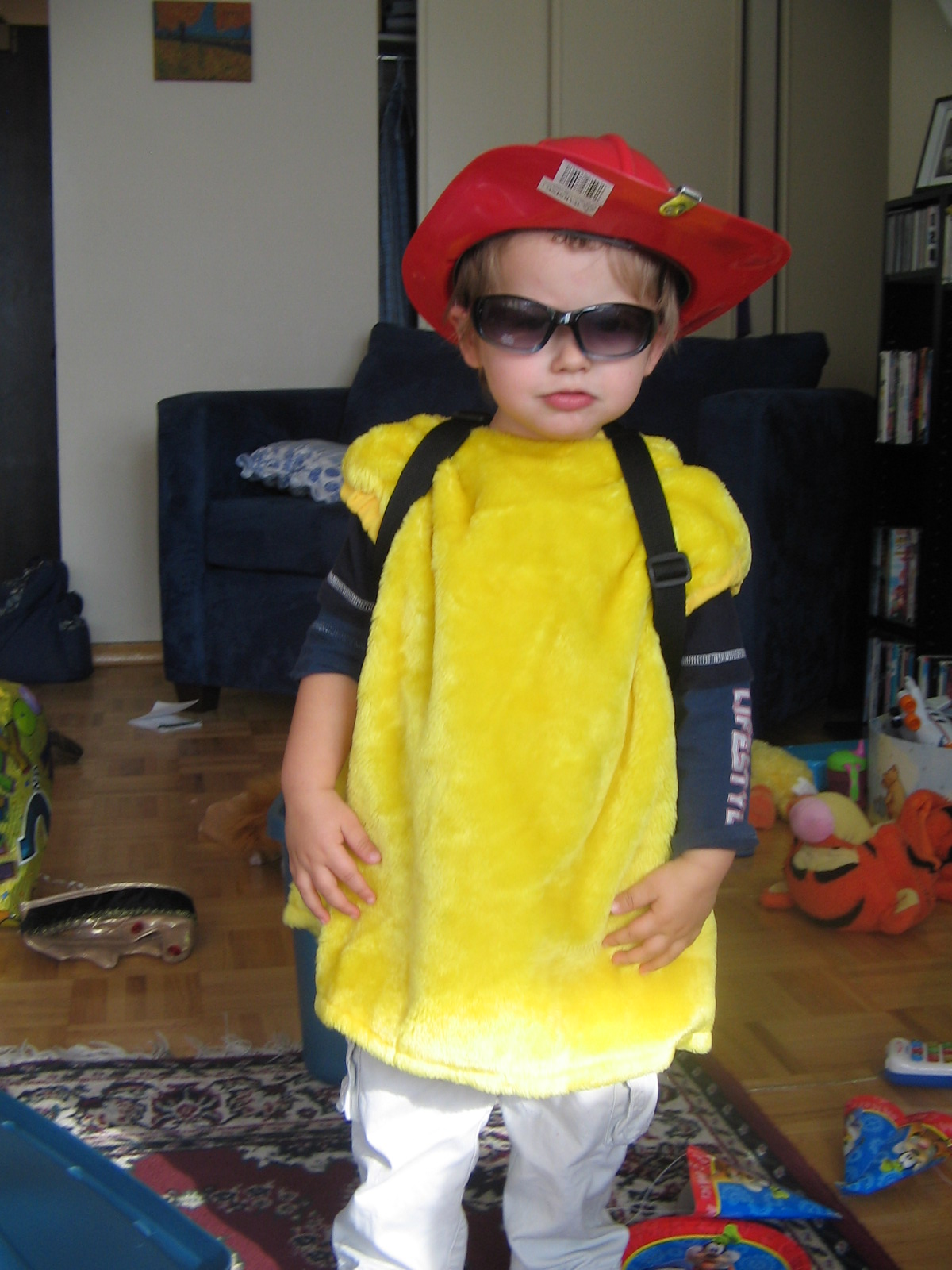 Daycare Halloween Party | Mommy Blogs @ JustMommies