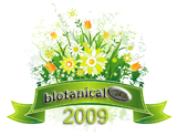 Blotanical Award 2009