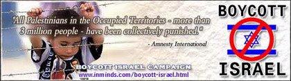 Boikot Zionis La'natuLLAH!