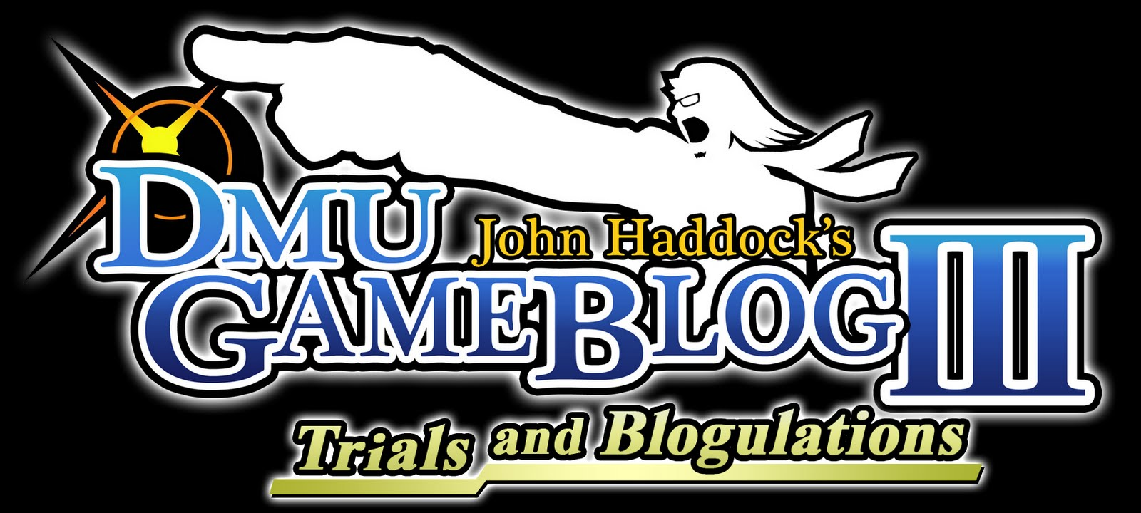 John Haddock's DMU Game Blog : Year 3