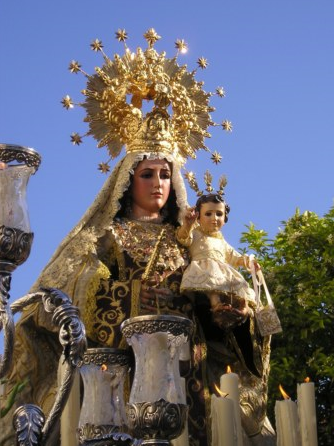 Carmen de prado del rey c diz fotos cofrades adri n for Calle prado del rey conil