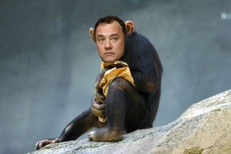 Extreme Humor: Tom Hanks as Humanimal