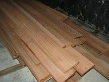Meranti Planks
