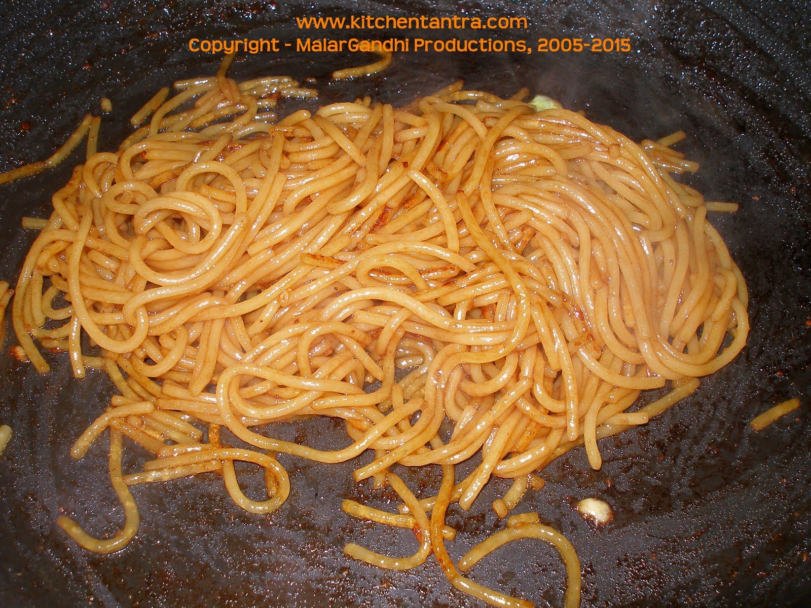 Chinese Chow Mein / Chao Mian – Chinese Fried Noodles | Kitchen ...