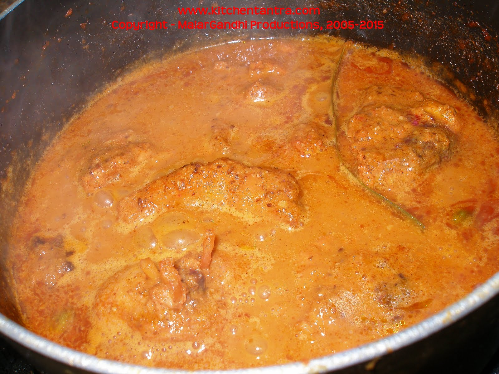 Chicken makhani - photo#24