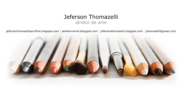 Jeferson Thomazelli - Portfolio
