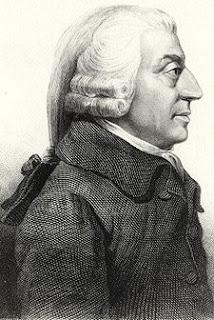 Foto Adam Smith | Biografi Tokoh Dunia