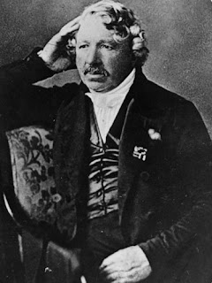 Foto Louis Daguerre  Tokoh terkenal dunia