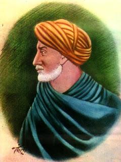 Foto Ibnu Khaldun - peletak dasar ilmu sosial dan politik Islam