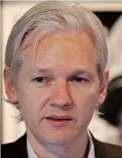 foto gambar Julian Assange,pendiri wikileaks