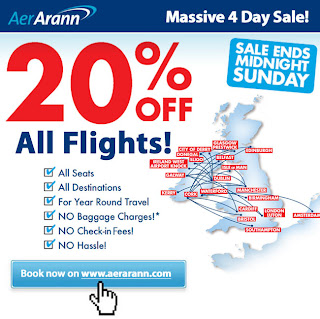 Promoção Low Cost: Aer Arann