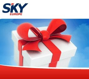 Skyeurope 2009: Garanta seus tickets por € 20,09 all inclusive