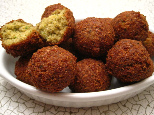 ... Recipes: Chick Peas or Garbanzo Bean Recipes: Falafel or Hummus