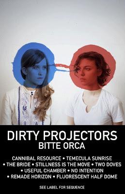 Dirty Projectors :: Bitte Orca