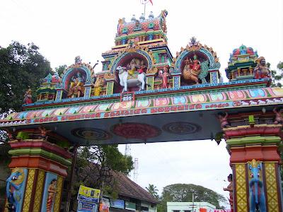 Suchindram Temple - KanyaKumari - Tamil Nadu