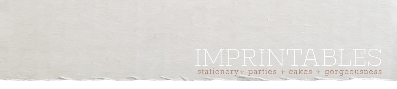 imprintables