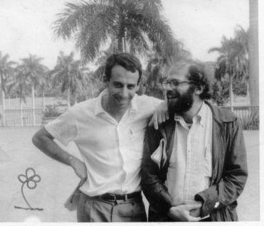 <b>Miguel Grinberg/Allen Ginsberg</b>