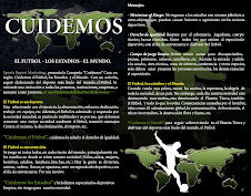 Lanzamiento Campaña Cuidemos: EL Fútbol, Los Estadio y El Mundo.