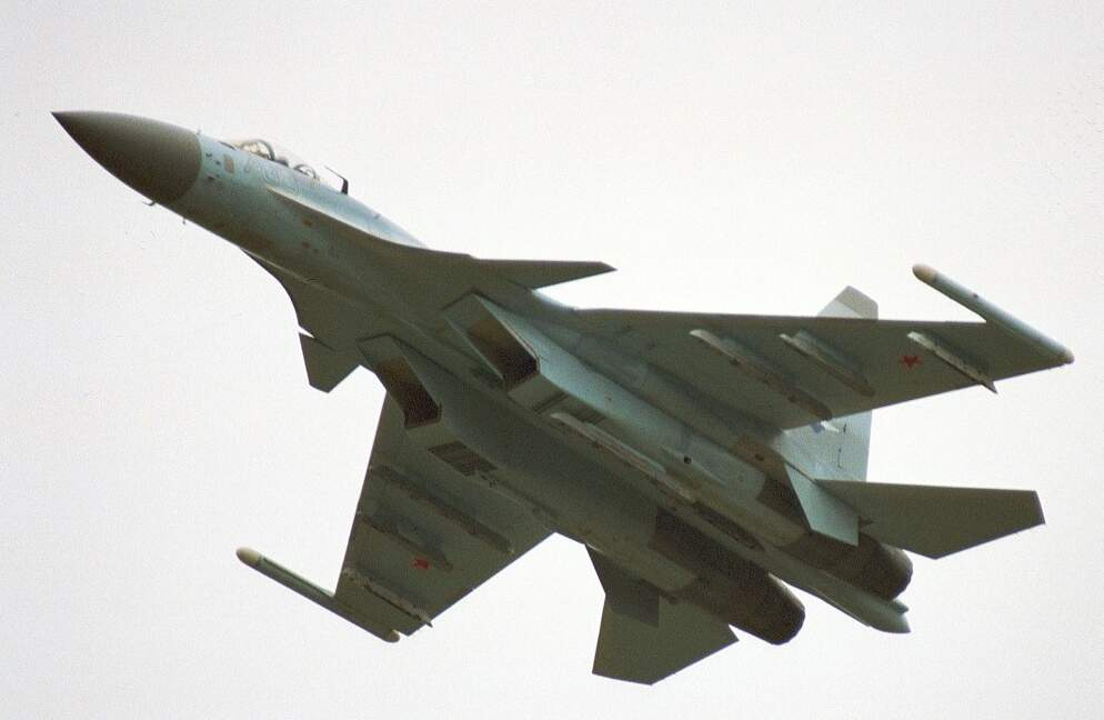 Su 35 (航空機)の画像 p1_24