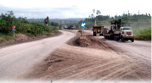 Road design construction and maintenance 1 road design construction