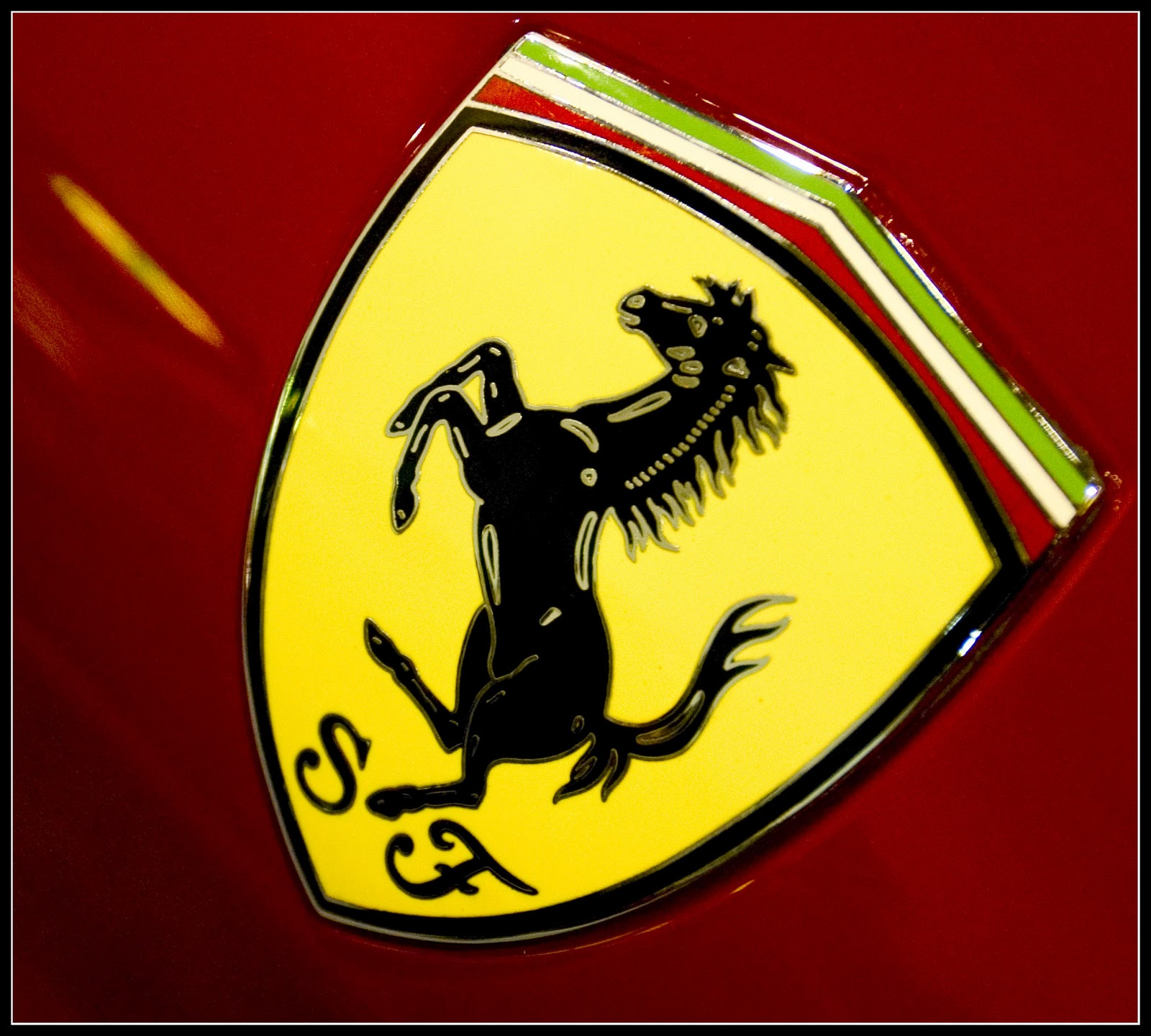 About Ferrari The Prancing Horse The Best Logo In The World