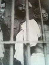 Le grand Ascète Gandhi. Dissident d'Inde colonisée par l'Empire Britannique.Prix Nobel de la Paix.