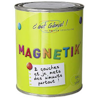 Peinture Magnetik