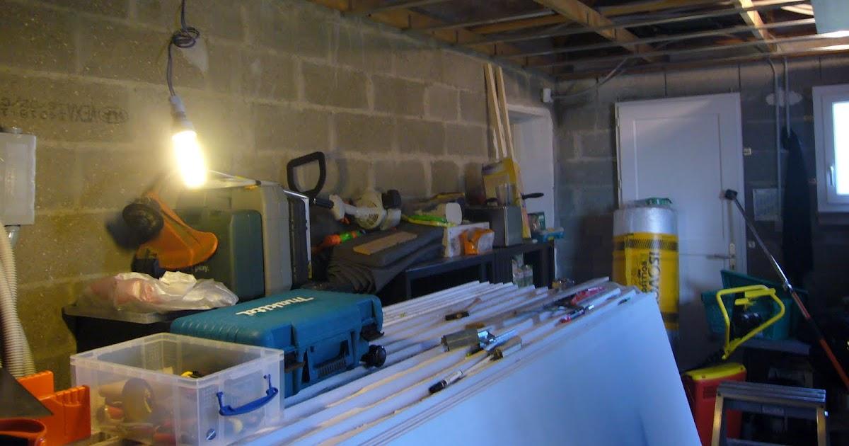 isoler un garage poser du carrelage. Black Bedroom Furniture Sets. Home Design Ideas