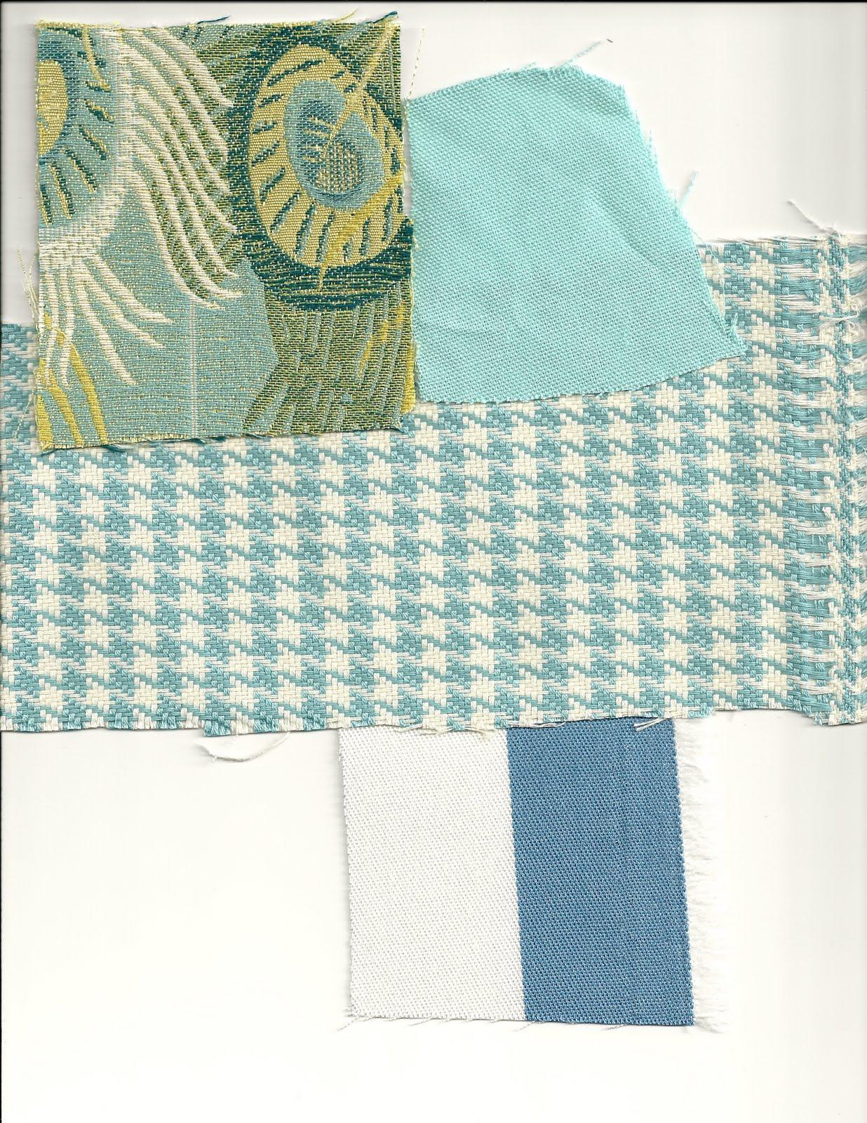 Vanessa and valentine the baby diaries aquamarine for Boy nursery fabric
