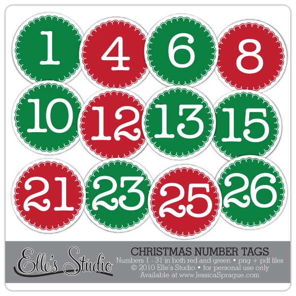 Printable Number Countdown | Calendar Template 2016