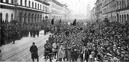 München- Revolution 1920