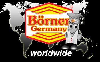 """Börner Productos de tv """"Agencia Börner España"""""""