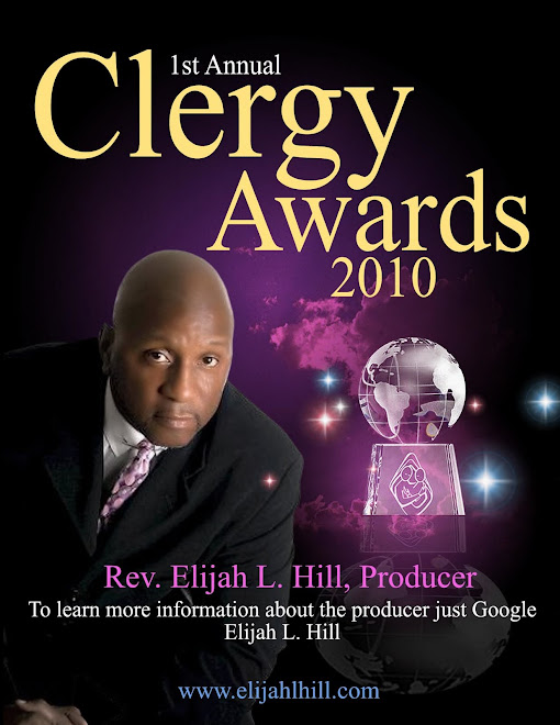 The Clergy Awards 2010; Preach-A-Thon Fund Raiser & Click on the image to view Face Book