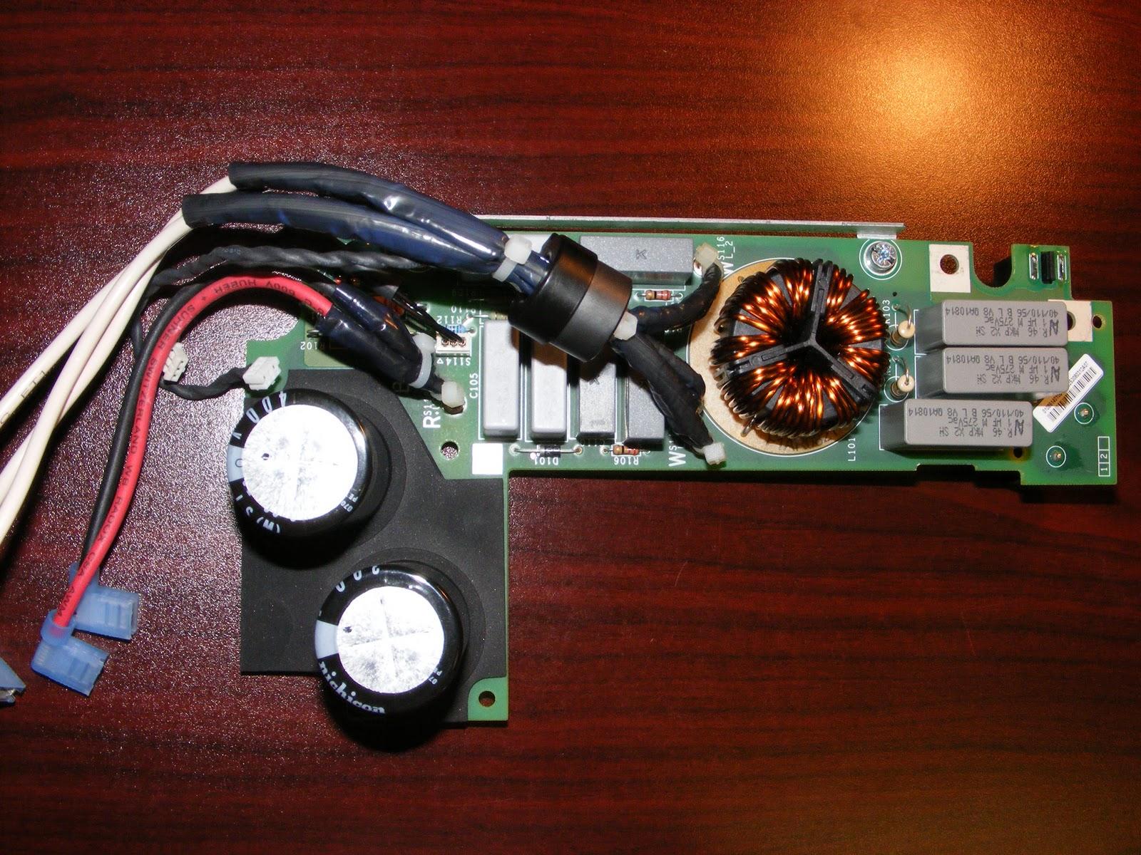 Motor Control Photos Vfd Conformal Coating Circuit Board Photo 5 Bottom Of Main