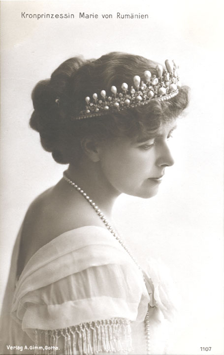 Queen Marie of Romania MarieRomania
