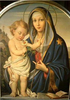 The Blessed Virgin Mary in Art Madre+dei+sacerdoti