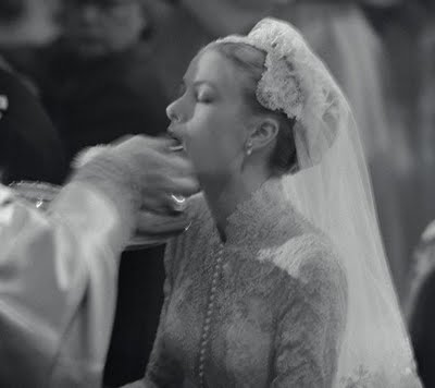 Princess Grace PrincessGraceReceivesCommunion