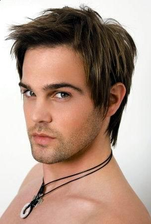 cool hairstyles for men with long hair. long hair style -- Men Fashion