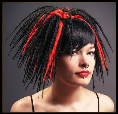 Site Blogspot   Hairstyles  2011 on Punk New Hair Style  Punk Hairstyles 2011 For Women