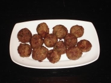 Greek Keftedakia (small meatballs) Recipe