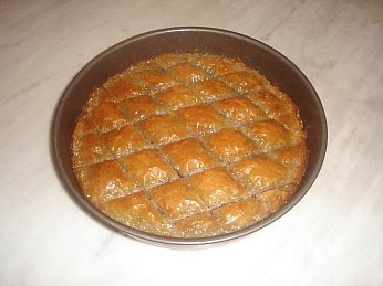 Greek Baclava - Baklava Recipe