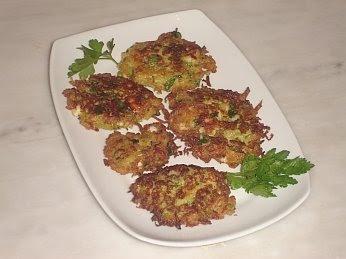 Greek Zucchini Fritters (Kolokithopitta) Recipe